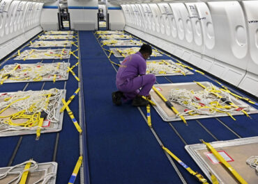 Airlines Are Removing Seats to Make Space for Cargo