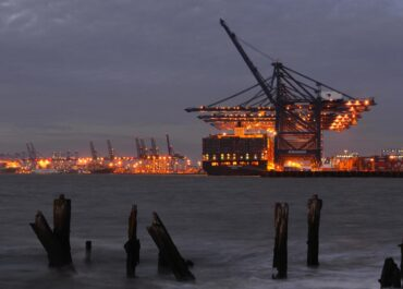 Felixstowe hit by congestion as demand surges