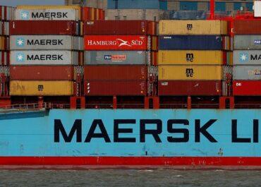 Maersk opens box link between Israel and the UAE
